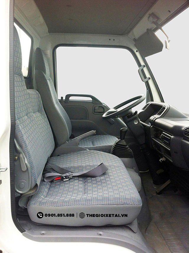 Cua hang ban xe tai ISUZU 149 tan thung kin QKR55F dam bao chinh hang uy tin - 7