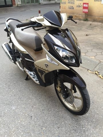 Ban Yamaha Nouvolx 135 IV ban cuoi 2011 chinh chu con rat moi 12tr - 2