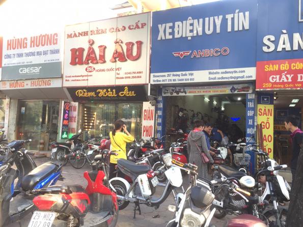 Cac dong xe dap dien chinh hang phu hop voi hoc sinh - 3