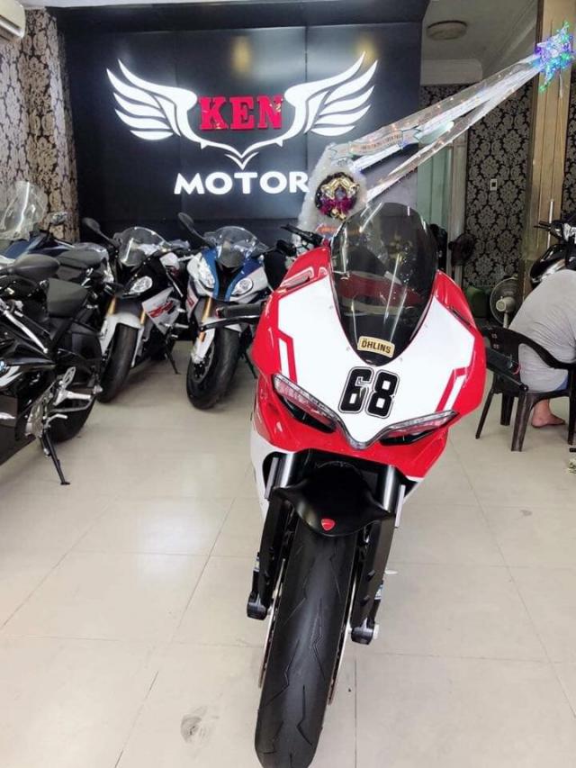 Can ban Ducati 959 panigale 2017 1 chu dap thung Xe leng keng xe beng chi thieu moi cai thung thoi - 2
