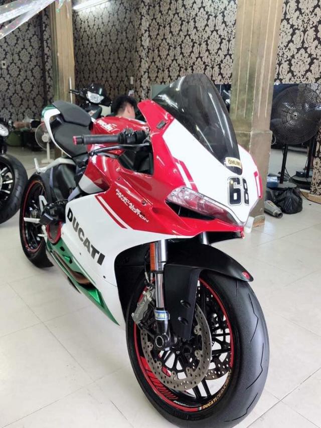 Can ban Ducati 959 panigale 2017 1 chu dap thung Xe leng keng xe beng chi thieu moi cai thung thoi - 3