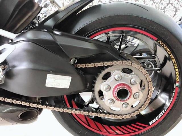 Can ban Ducati 959 panigale 2017 1 chu dap thung Xe leng keng xe beng chi thieu moi cai thung thoi - 5