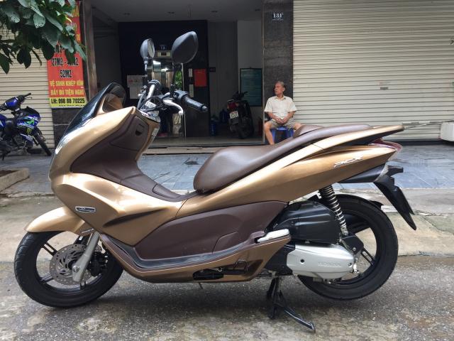 Can ban Honda PCX Fi 2012 vang dong bien HN 29M5 so chinh chu su dung 26tr500 - 3