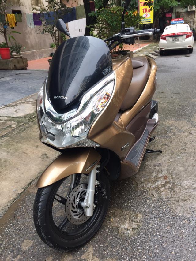 Can ban Honda PCX Fi 2012 vang dong bien HN 29M5 so chinh chu su dung 26tr500 - 4