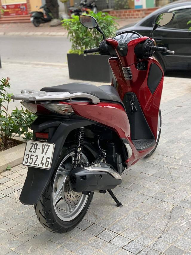 Can Ban SH Viet 150 phanh ABS 102017 chay 4000km qua moi - 4