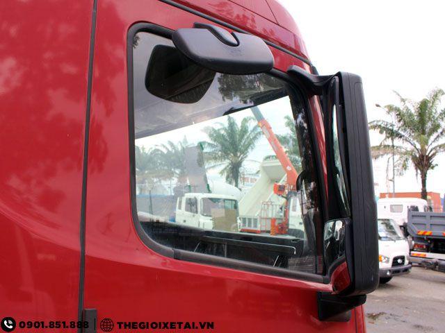 Can ban xe ben Hyundai Xcient 15 tan thung hang the tich 10m3 gia uu dai - 3