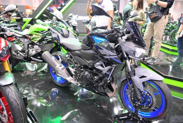 Can canh chi tiet Kawasaki Z400 SE phien ban dac biet co gia 138 trieu VND - 3