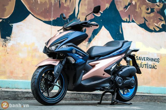 Yamaha Exciter 150 NVX 155 phien ban Doxou Trao luu xe thoi trang moi cua gioi tre 2019 - 6