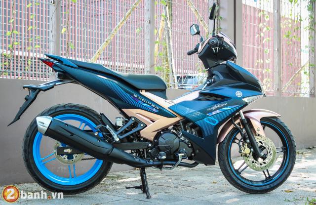 Yamaha Exciter 150 NVX 155 phien ban Doxou Trao luu xe thoi trang moi cua gioi tre 2019 - 8