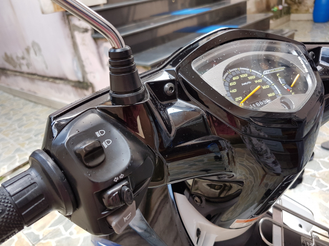 Can tien thanh ly nhanh chiec yamaha spark 135 xe hqcn - 4