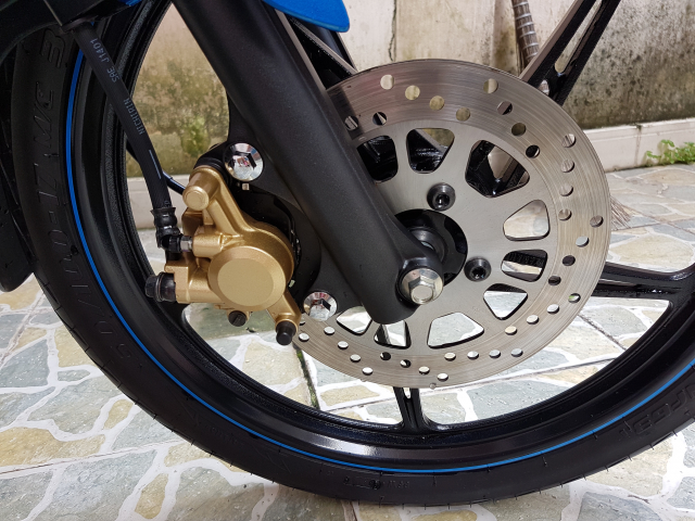 Can tien thanh ly nhanh chiec yamaha spark 135 xe hqcn - 10