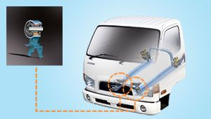 Chuyen ban xe tai Hyundai 17 tan thung kin HD65 xe co san - 7