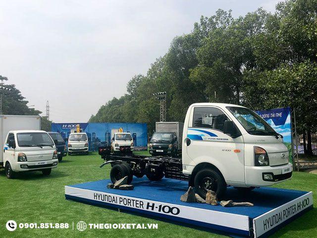 Chuyen ban xe tai Hyundai 1T25 thung lung H100 ho tro tra gop - 2