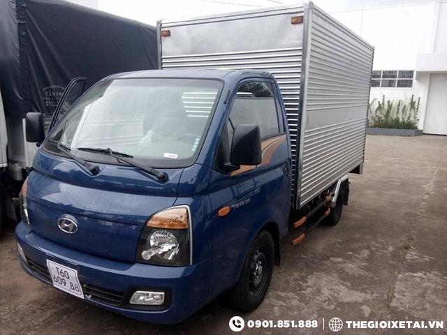 Chuyen cung cap xe tai Hyundai 1T49 tan thung kin Porter 150 tot nhat