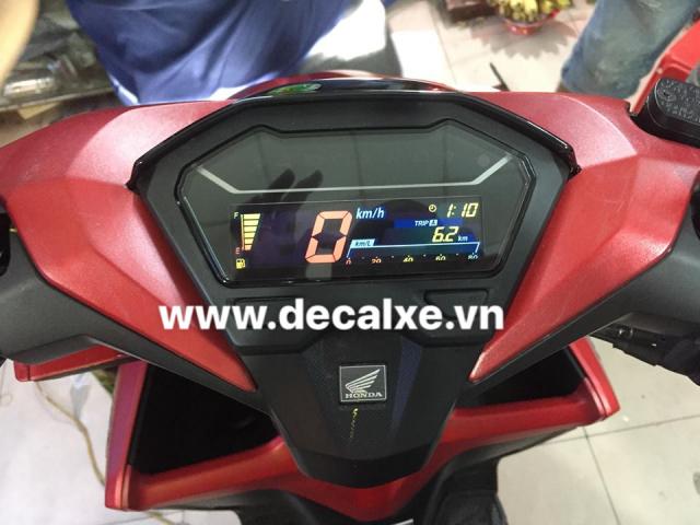 Do choi trang tri xe vario click thai 2018 - 36