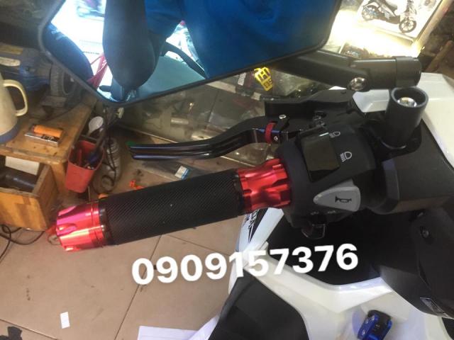 Do choi trang tri xe vario click thai 2018 - 45