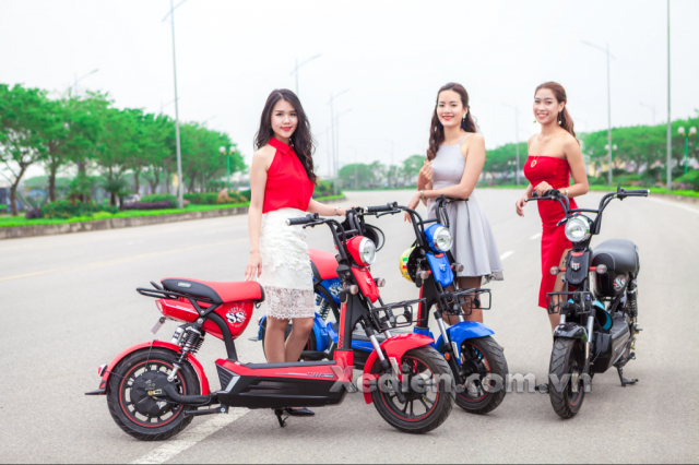Dibao 133SS xe dien chat luong tuyet hao - 2