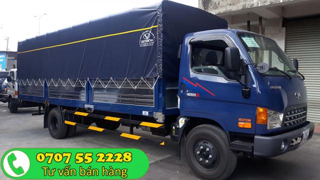 Do Thanh HD120SL 8 Tan Gia xe tai 8 Tan thung dai