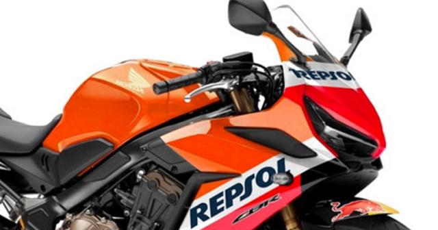 Honda du dinh se thay doi giao dien thiet ke CBR300R CBR150R 2019 tuong tu CBR650R 2019