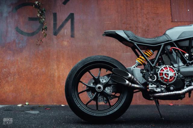 Ducati 900SS do hao nhoang den tu Mosscow duoi cai ten SS1100 Carbon - 6