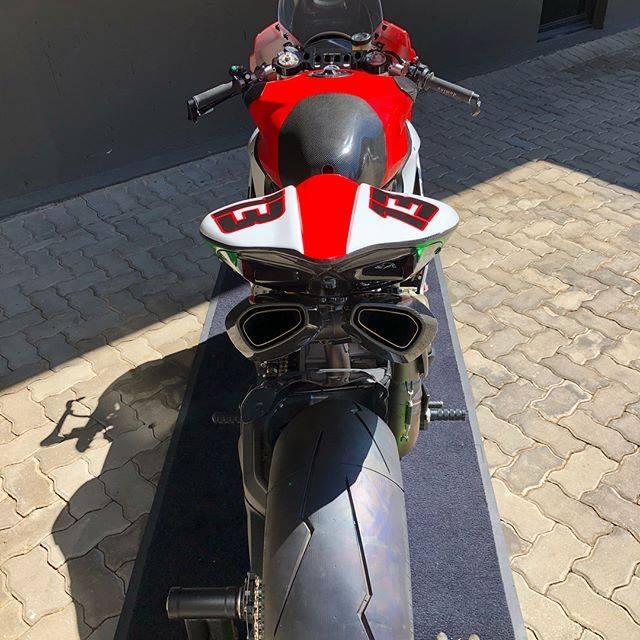 Ducati Panigale 1299R do full option duong dua dep ba chay - 10