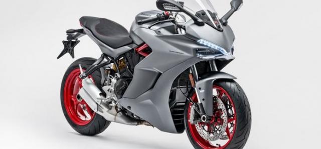 Ducati thong bao ve loi Can so tren ca 3 mo hinh Ducati