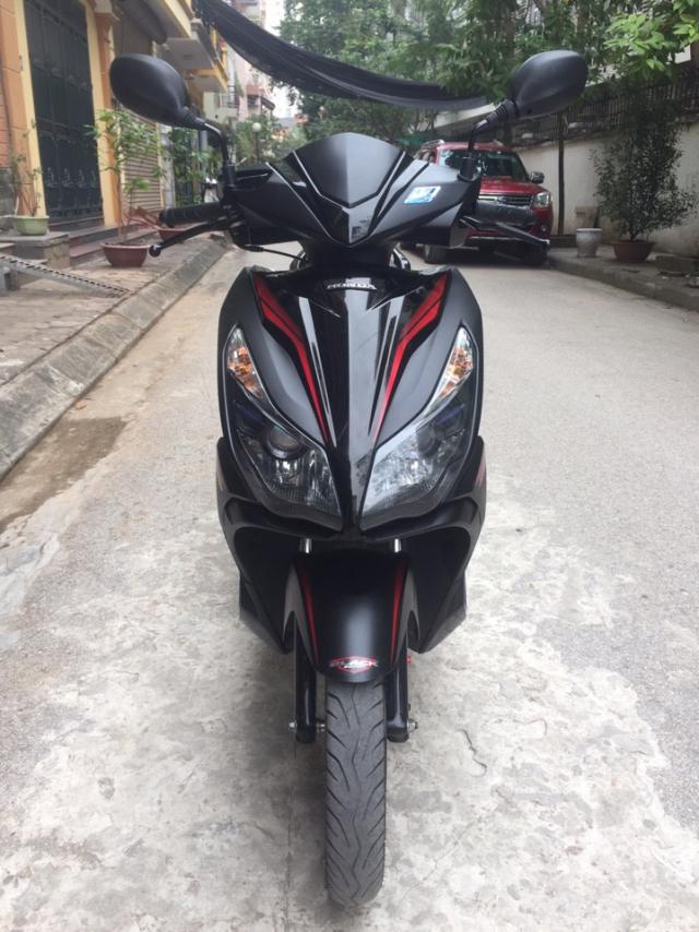 Honda Air blade 125fi Black Edition 2016 den mo chinh chu bien HN - 3