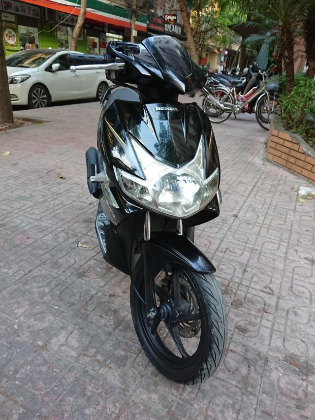 Honda Airblade doi trung 2009 xanh tim chinh chu bien 5 so - 5