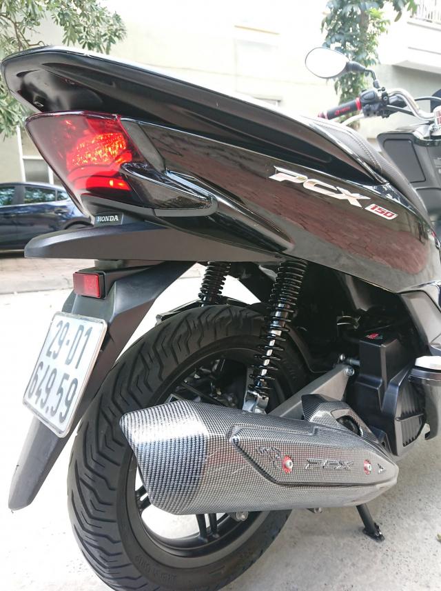 Honda Pcx 125i New 2015 den Led chinh chu bien HN con rat moi 39tr - 4