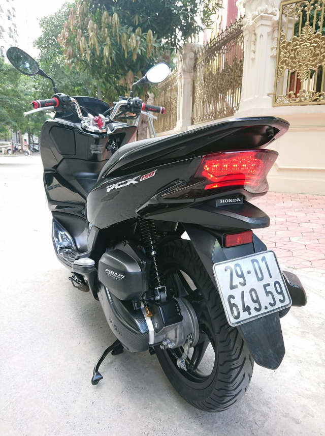 Honda Pcx 125i New 2015 den Led chinh chu bien HN con rat moi 39tr - 5