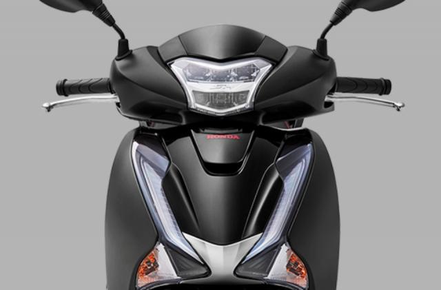 Honda SH 2019 SH Mode 125 2019 chinh thuc ra mat voi mau moi sieu dep - 5