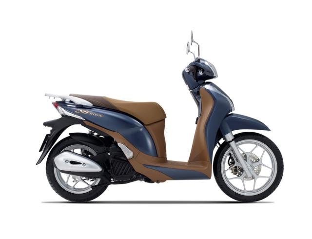 Honda SH 2019 SH Mode 125 2019 chinh thuc ra mat voi mau moi sieu dep - 9
