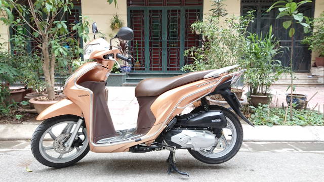 Honda Vision fi 2017 Cam con moi di 3000km chinh chu bien HN 29tr500 - 4