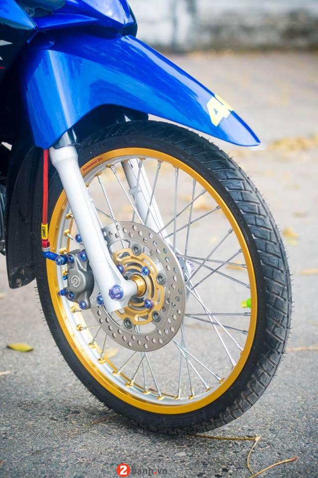 Honda Wave do dan chan Titan ngau ngoai suc tuong tuong - 4