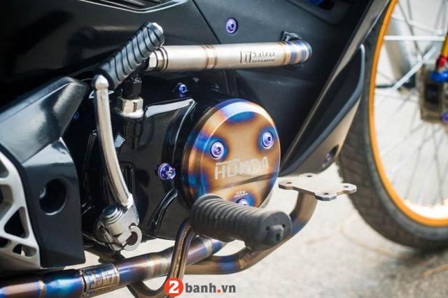 Honda Wave do dan chan Titan ngau ngoai suc tuong tuong - 6
