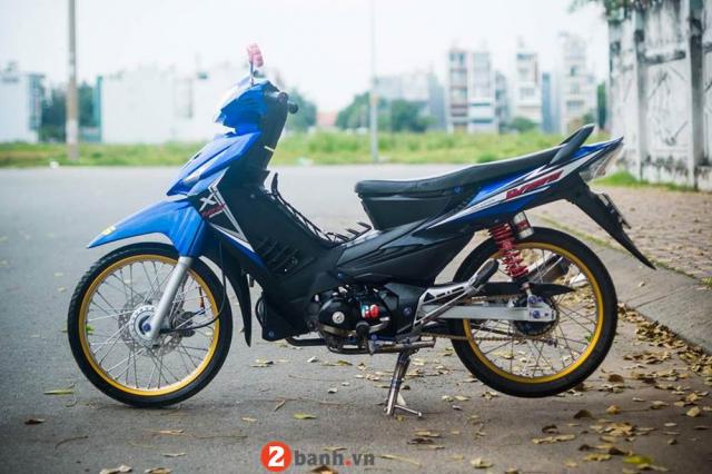 Honda Wave do dan chan Titan ngau ngoai suc tuong tuong - 11