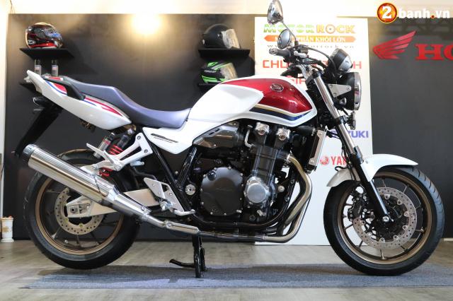 Huyen thoai Honda CB1300 Super Four phien ban ky niem 25 nam cap ben tai Viet Nam - 5