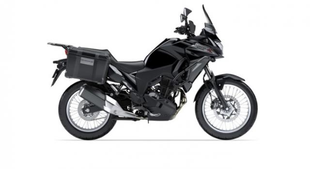 Kawasaki Versys X250 2019 duoc ra mat voi mau sac moi Any Road Any Time - 4