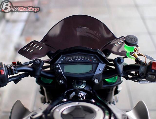 Kawasaki Z1000 nang cap khac biet den tu TT Bigbike Design - 5