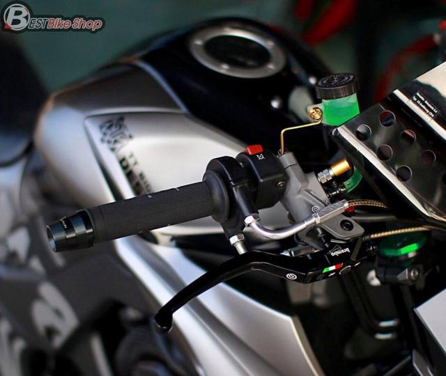 Kawasaki Z1000 nang cap khac biet den tu TT Bigbike Design - 7