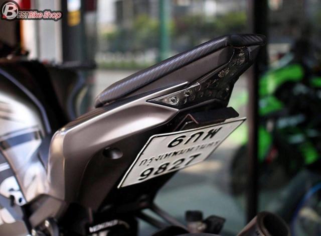 Kawasaki Z1000 nang cap khac biet den tu TT Bigbike Design - 9