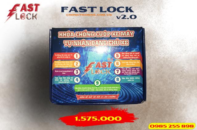 Khoa Chong Trom FastLock - 2
