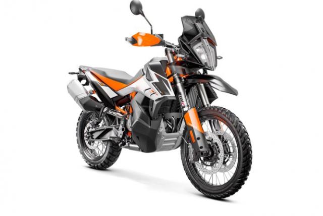 KTM tiet lo se gioi thieu mo hinh KTM 500cc 2 xilanh vao nam 2019 - 4