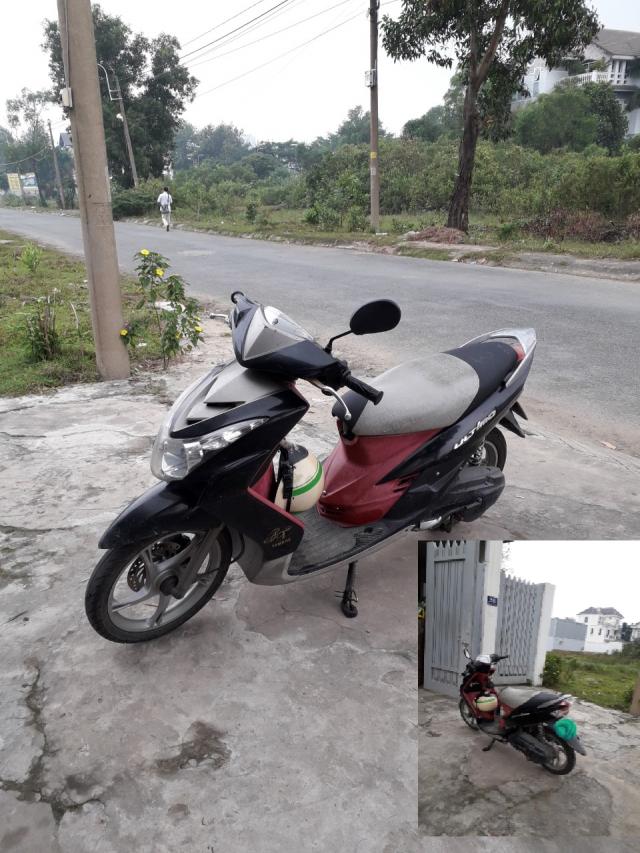 Mio zin 100 chinh chu xe dk 2009 bien con 4 so - 3