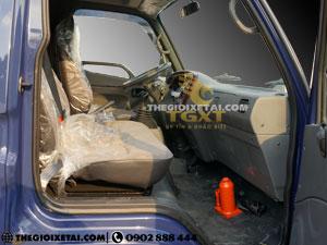 Ban xe tai Hyundai 6T7 thung lung HD99 gia re nhat - 7