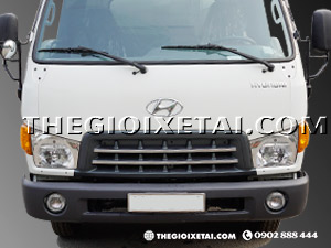 Ban xe tai Hyundai 6T7 thung lung HD99 gia re nhat - 4