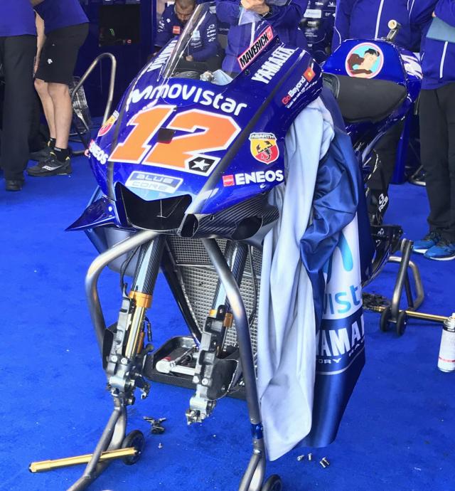Phu Tung tren chiec xe MotoGP phai thay la bao nhieu km