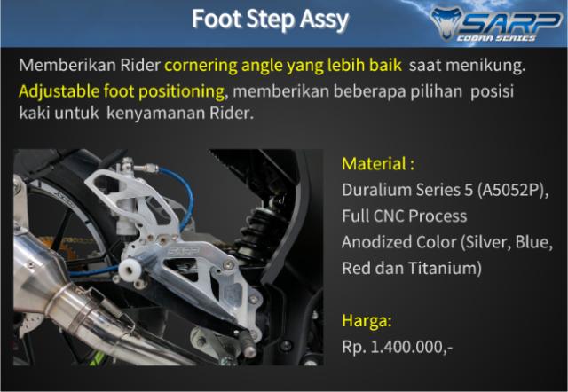 Suzuki GSX R150 voi option do choi chinh hang SARP tai thi truong Indo - 3