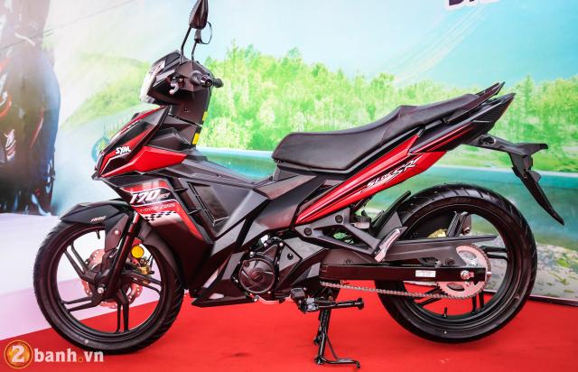 SYM Star SR 170 ABS 2019 Doi thu cua Exciter 150 va Winner 150