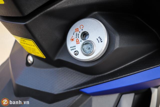 SYM Star SR 170 ABS 2019 Doi thu cua Exciter 150 va Winner 150 - 13